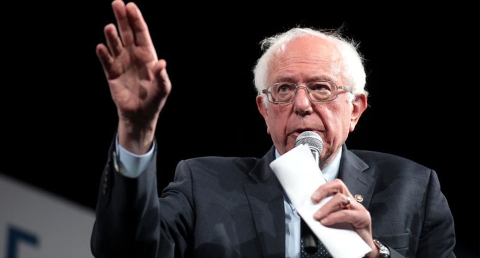 Even some diehard Bernie Sanders supporters are open to voting for Biden if it will get Trump out of office: report