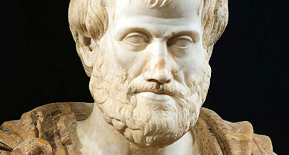 Archaeologists discover Aristotle's 2,400-year-old tomb in Macedonia
