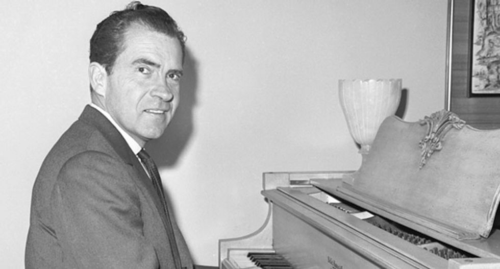 LISTEN: That time Nixon bashed Aristotle for being a 'homo'