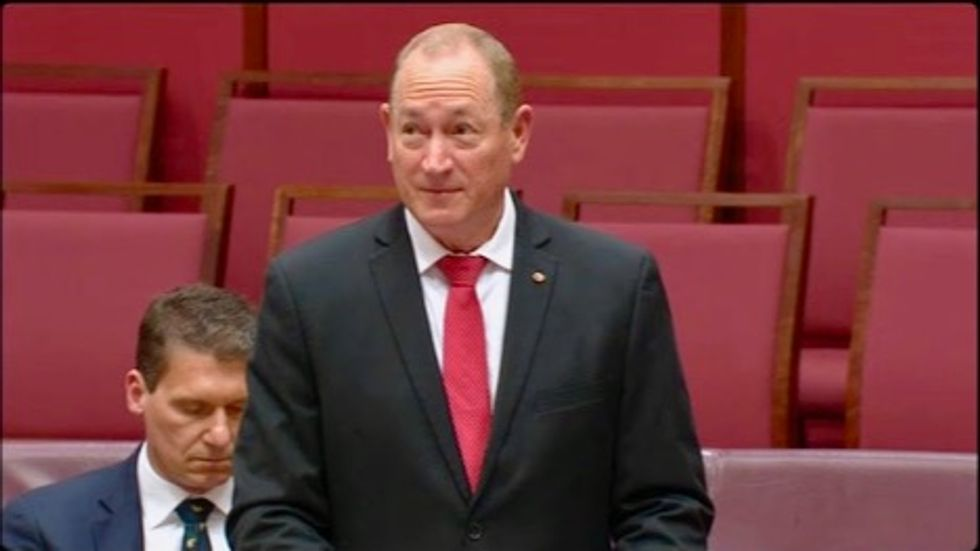 Australian politicians condemn call for a 'final solution' to ban Muslim migration