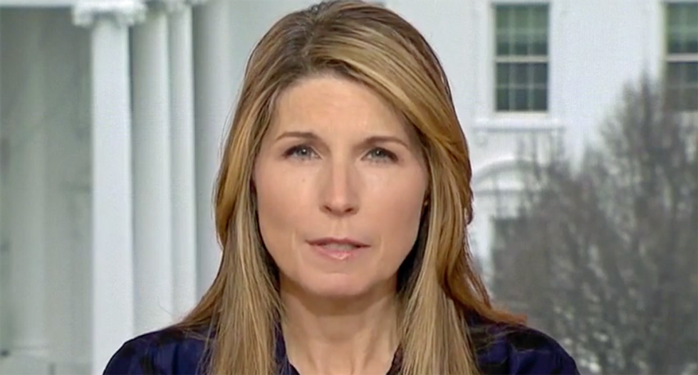 MSNBC's Nicolle Wallace blames Trump for American disasters: 'He alone broke it'