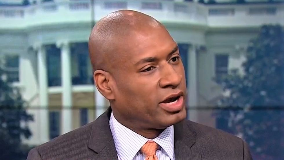Charles Blow tells CNN: 'N-word tape' would probably make Trump's depraved fans love him more