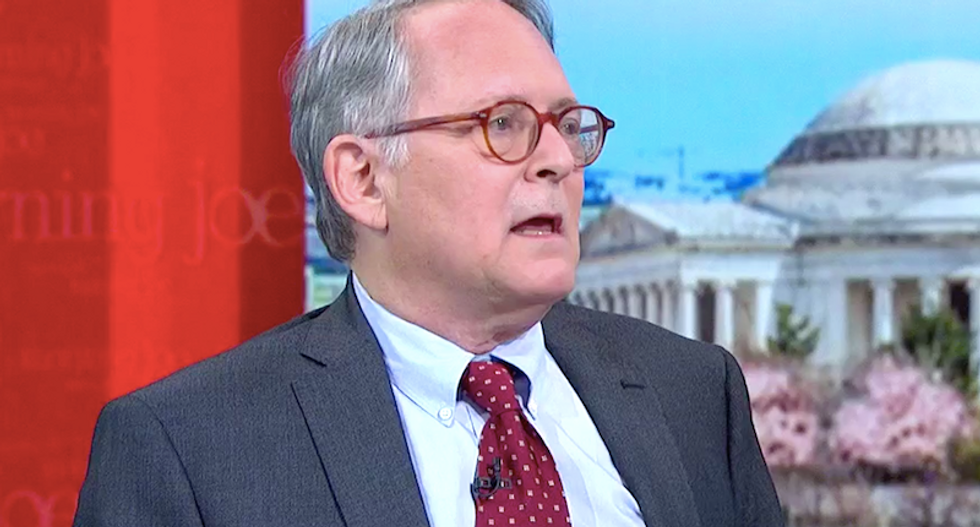 Investigative journalist tells MSNBC how 'Trump Tower became a cathedral of money laundering'