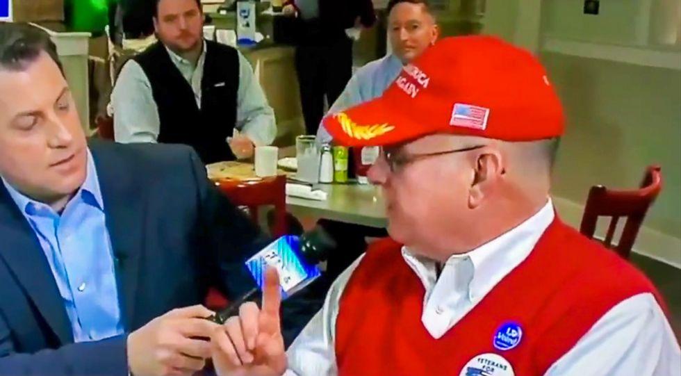 'Underhanded tactics': Republicans recruit 50,000 volunteers to police 'voter fraud' in November