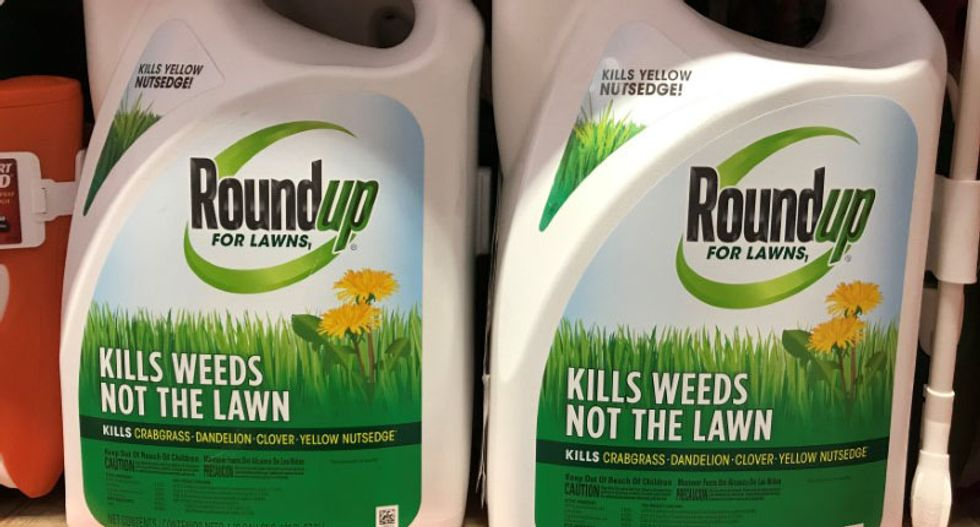 Monsanto vows to fight after California decides to list herbicide glyphosate as cancer-causing
