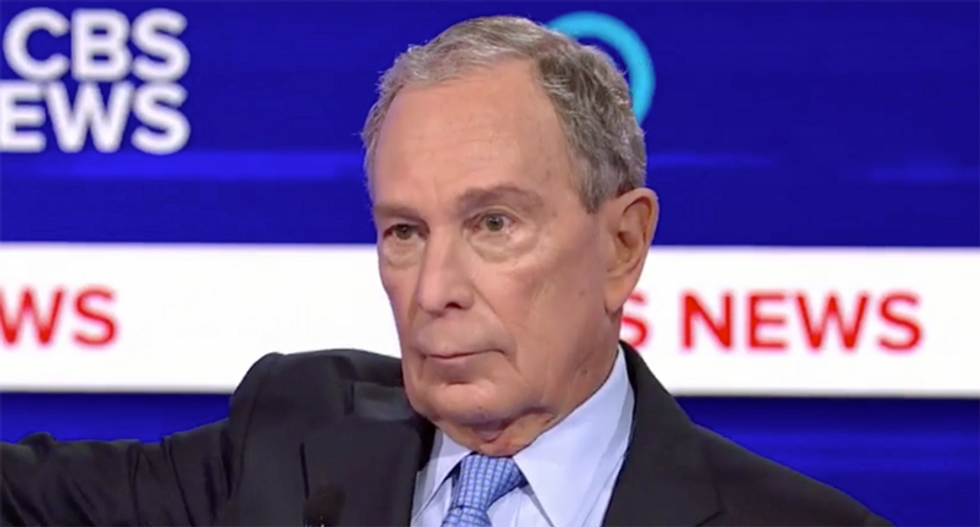'Take a hint, Mike!' Internet reacts to news Bloomberg will 'reassess' his campaign
