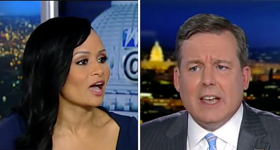 'It's not your show!': Fox News host shuts down former Trump apologist Katrina Pierson