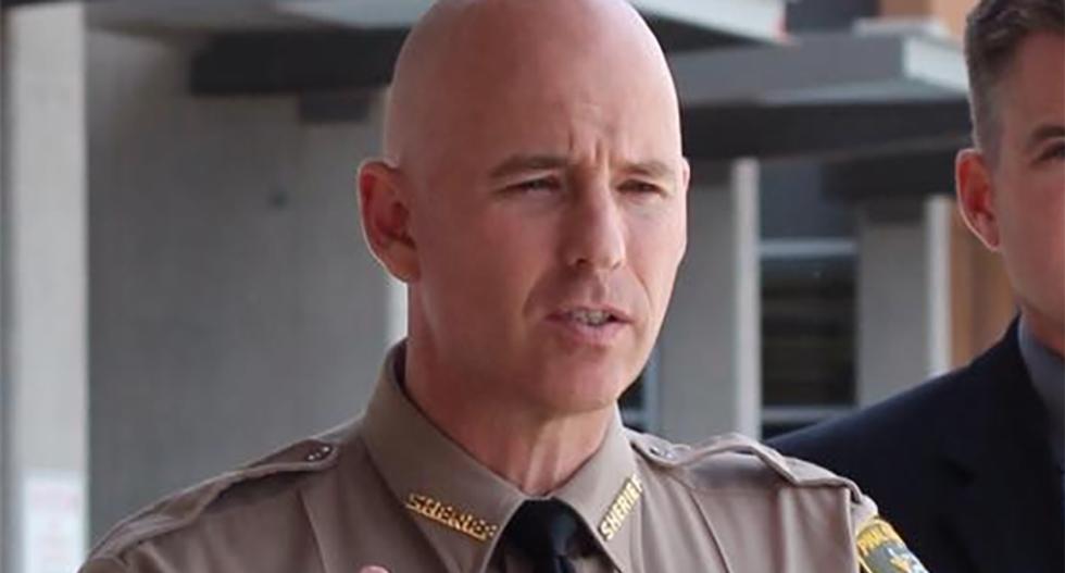 Arizona sheriff wants you to take a gun hiking over Memorial Day weekend so you can shoot Mexicans