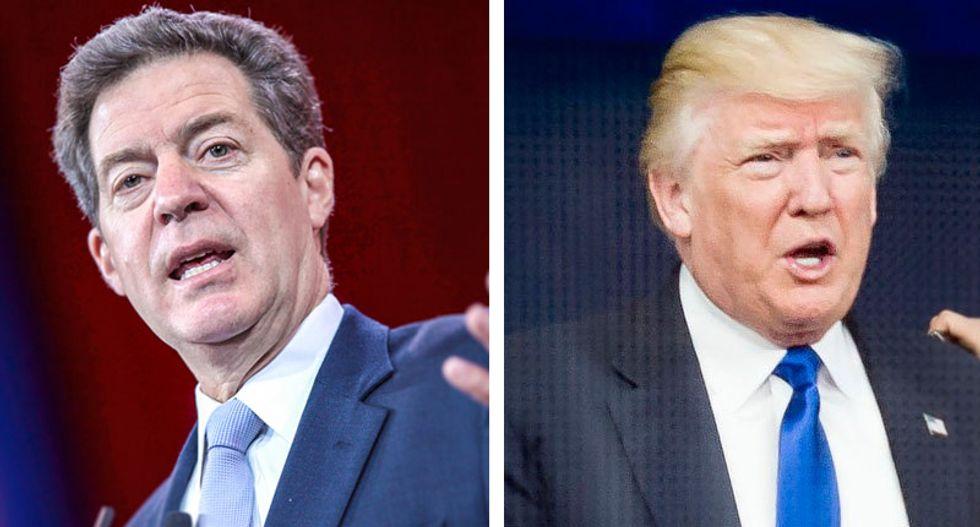Kansas newspaper blasts Trump and Brownback for 'disregarding the needs of rural' America