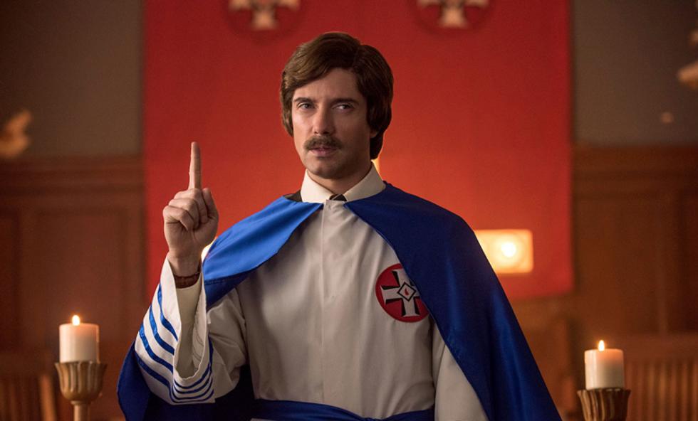 Topher Grace receives stunning hate call after portrayal of KKK's David Duke in Spike Lee's 'BlacKkKlansman'