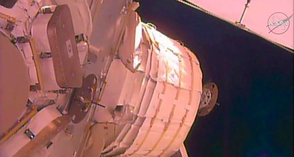 NASA to make second attempt at inflating space station test module