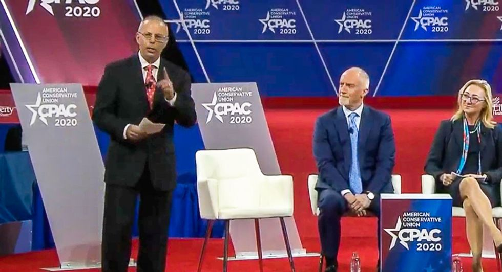 CPAC speaker terrifies audience about medicare for all: 'Socialized medicine killed Princess Diana'