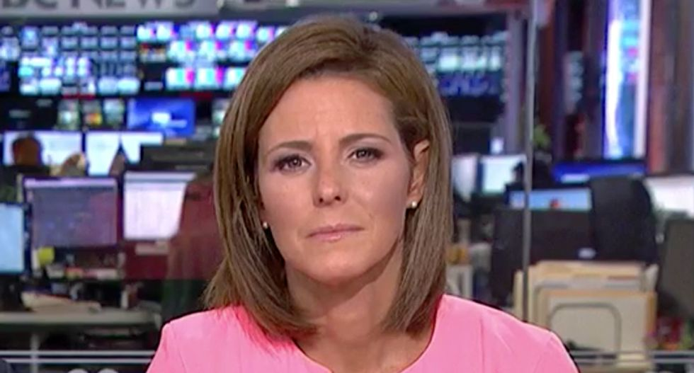 MSNBC's Stephanie Ruhle struggles to hold back tears as abuse survivor describes pedophile priests