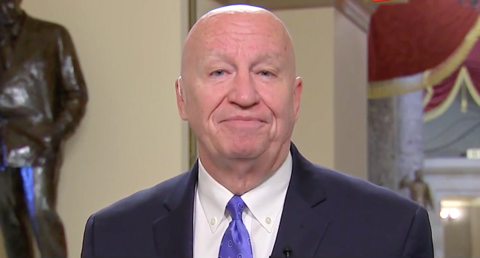 GOP tax bill author admits it doesn't pay for itself -- contradicting key Republican talking point