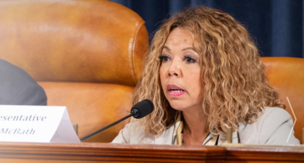 GOP staffer under fire for putting Black lawmaker on 'For Sale' sign — during Black History Month