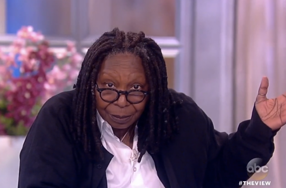 'This dude has retracted jack doo-doo': The View hilariously trashes Trump's phony 'Time' magazine cover