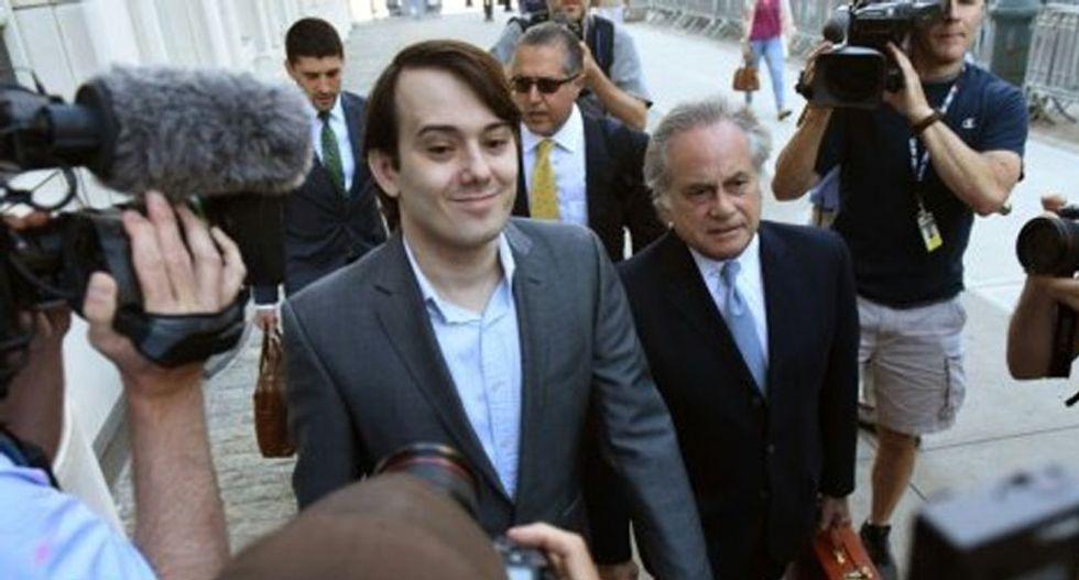 Trial of 'pharma bro' Martin Shkreli delayed over jury selection