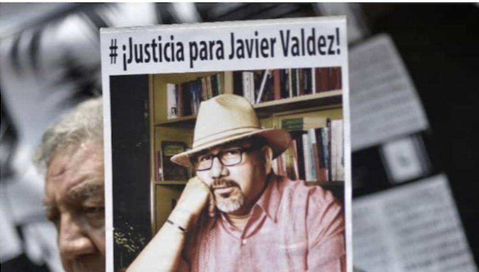 Mexico court jails man over murder of journalist Valdez