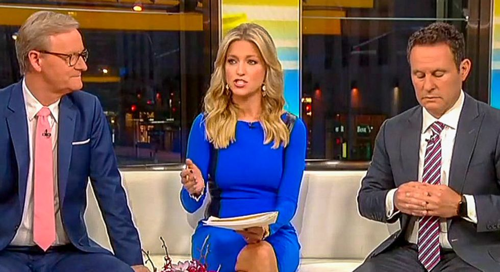 Fox & Friends host Ainsley Earhardt: America is great because 'we defeated communist Japan'