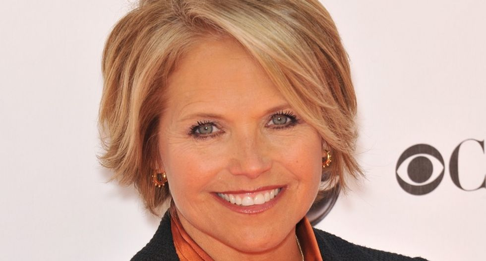 Katie Couric accused of making gun rights leader look 'stupid' with 'deceptive editing'
