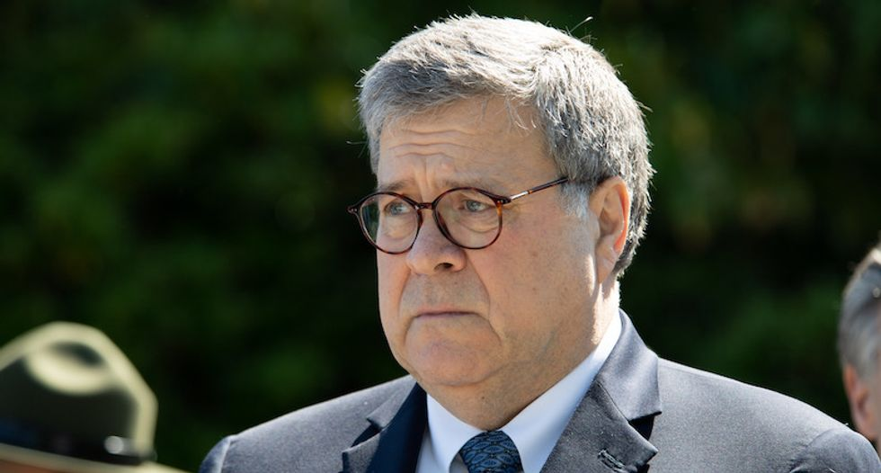 Bill Barr tells Fox News host that coronavirus stay-at-home orders are 'draconian'