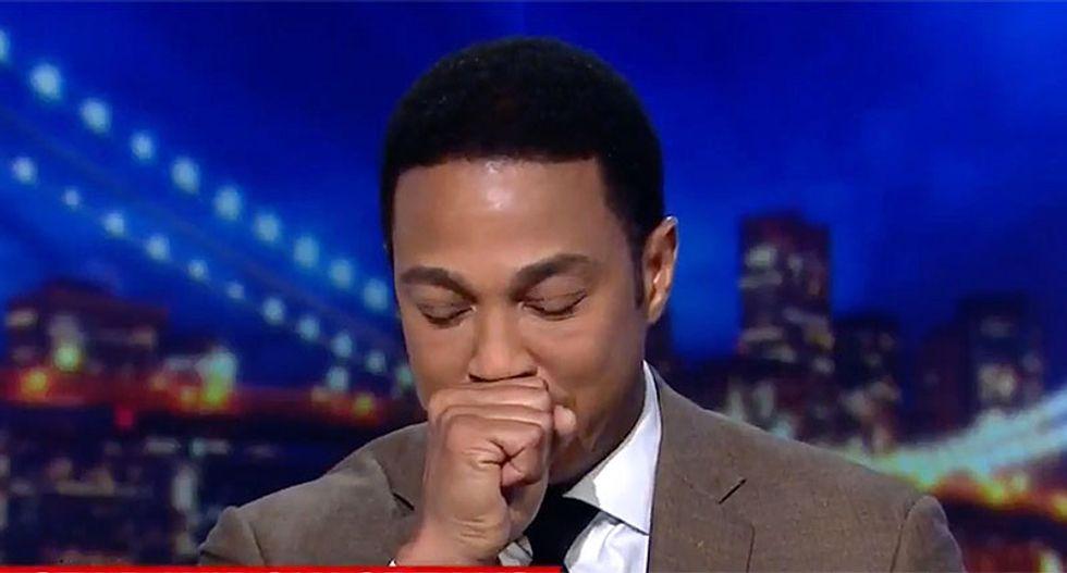 CNN's Don Lemon breaks down saying goodbye to his friend Aretha Franklin