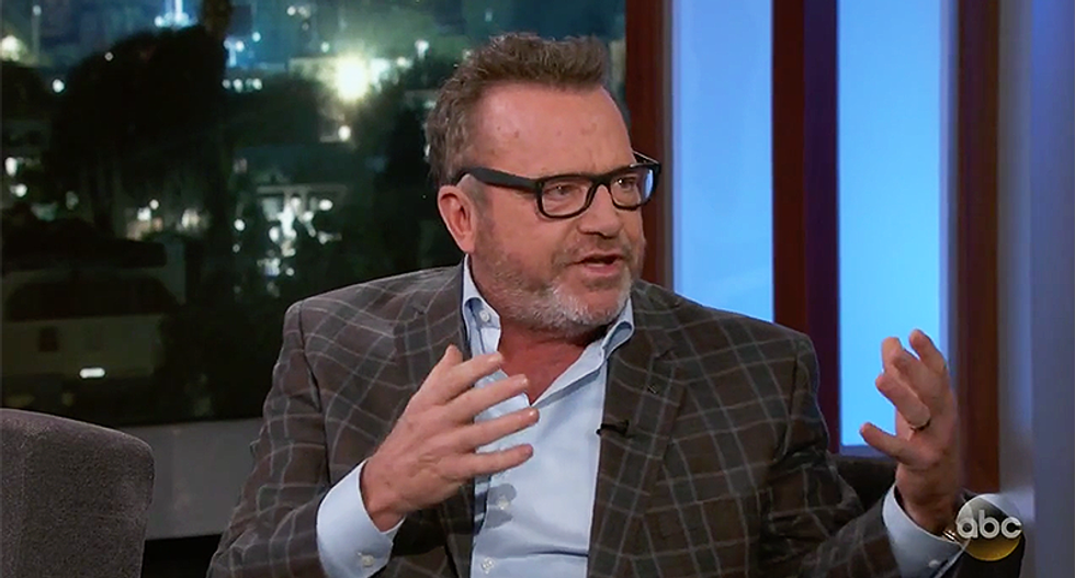 Tom Arnold insists the 'N-word' tape exists -- and Trump and his former 'Apprentice' producer are terrified