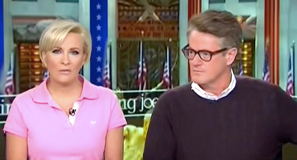 'Out of his mind': MSNBC's Mika unloads on Trump and his 'lobotomized' staffers over Tillerson reports