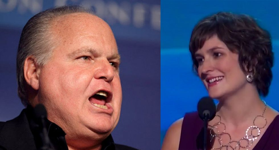 Ouch: Conservative writer warns Limbaugh 'he's going to get a pay cut' thanks to Sandra Fluke