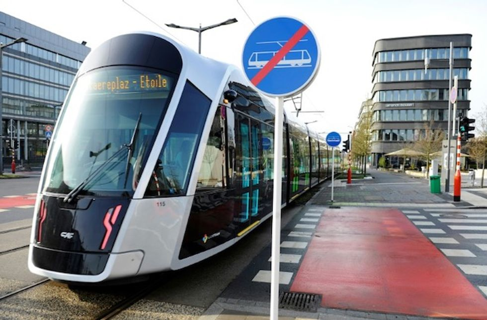Luxembourg becomes first country with free public transport