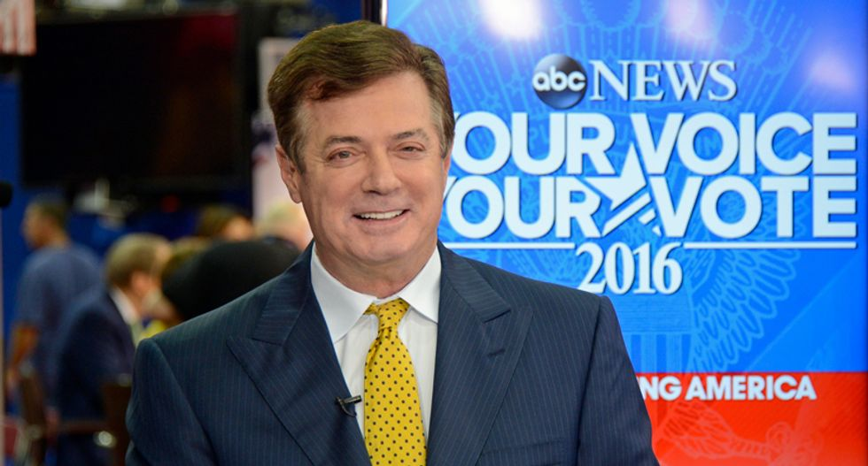 Trump lawyer denies Manafort has any info on Trump or his 2016 campaign
