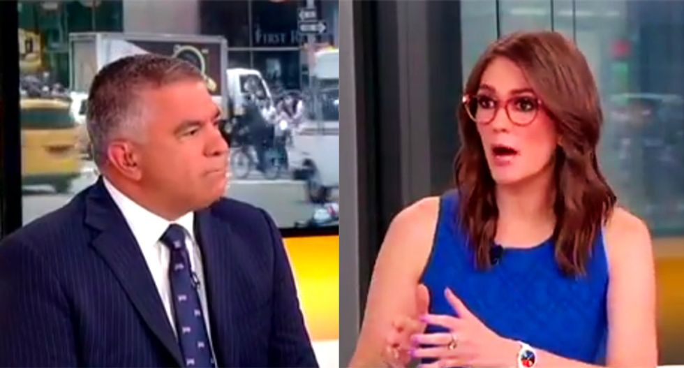 Fox host smacks down Trump confidante David Bossie for claiming DNC behind the Mueller probe