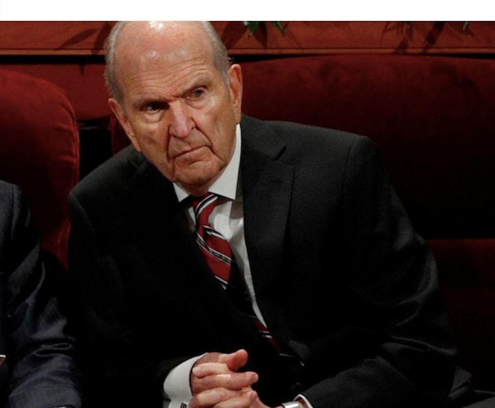 Do not call us Mormons or LDS Church, leaders of faith ask