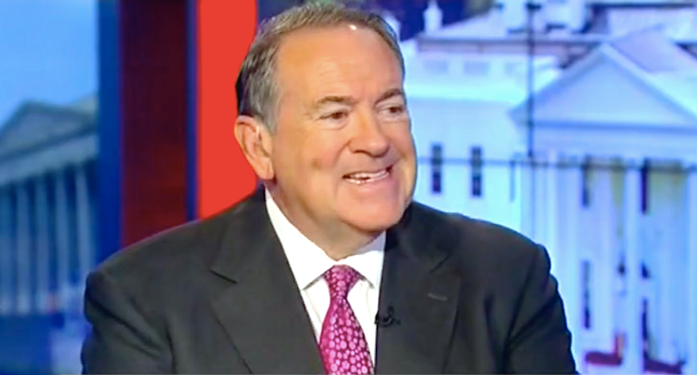 'Fake news': Mike Huckabee and Fox News anchor push bogus timeline on Russia hacks to blame Obama