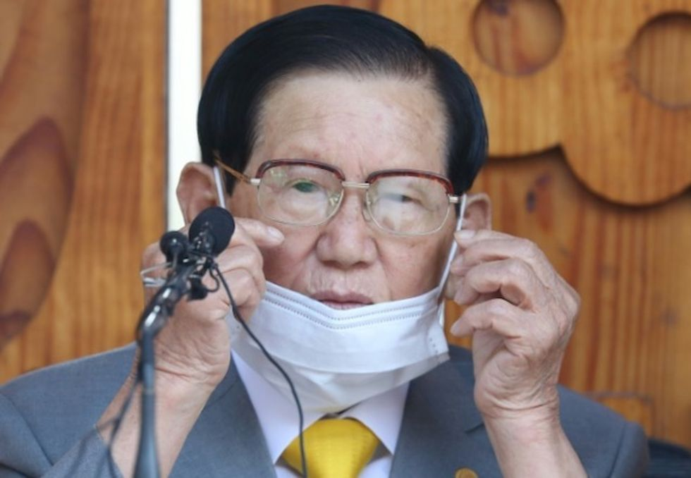 South Korea seeks criminal charges against Christian sect over coronavirus spread