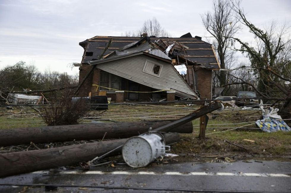 At least 19 dead in US state of Tennessee following tornadoes