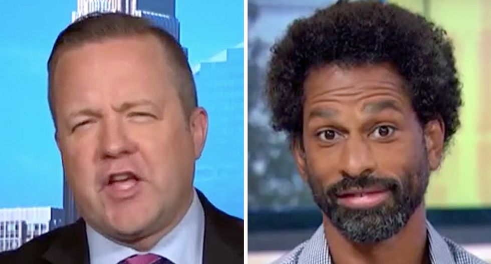 MSNBC guest Touré schools pro-Confederacy Virginia Senate candidate after he claims 'no one cares about race' in US