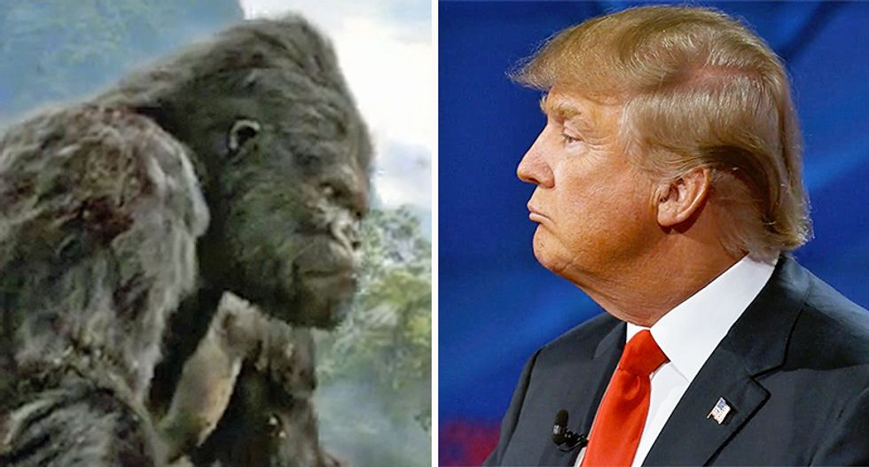 White House counsel calls Trump 'King Kong' behind his back due to his unpredictable fits of rage