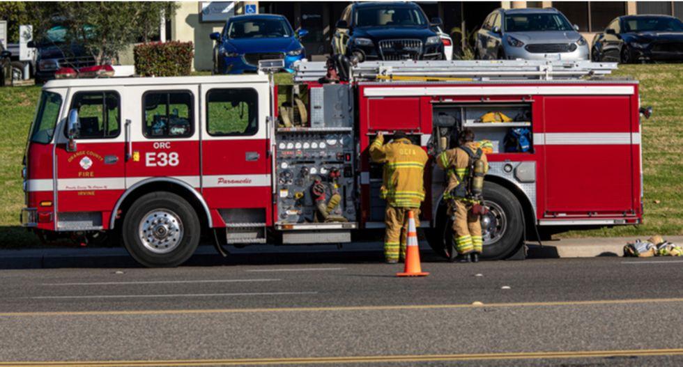 Firefighters quarantined in California for possible coronavirus exposure