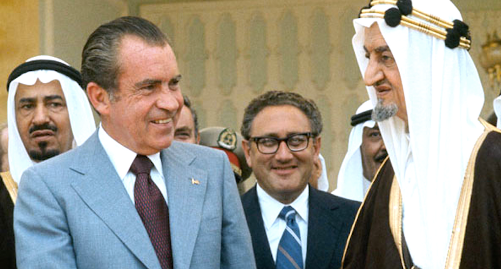 REVEALED: Saudi Arabia using secret 1974 US debt deal to block the release of 9/11 information