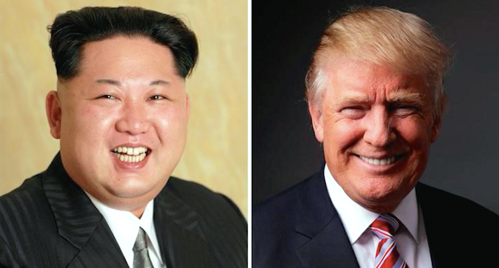 Donald Trump is ready to act alone on North Korea