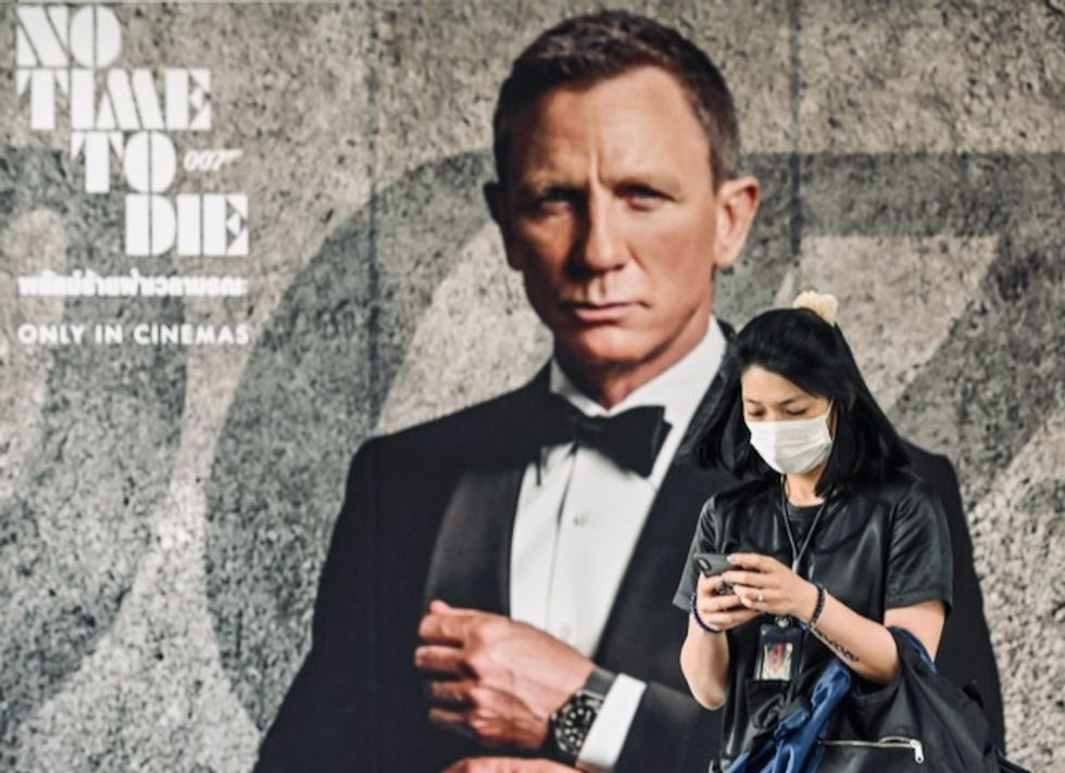 No time to release a film: Latest Bond delayed on virus fears