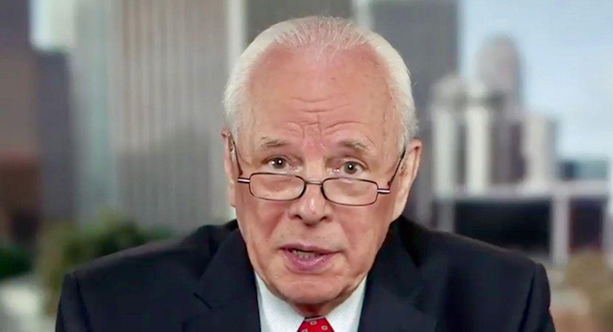 John Dean lays into DOJ for enabling Trump's spy scheme: 'Nixon on stilts and steroids'