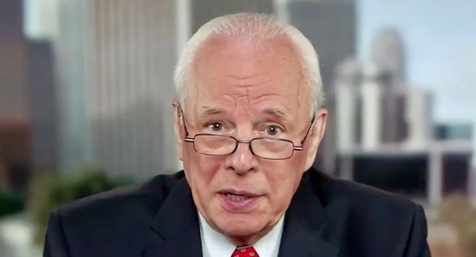 'I can't even say on television my assessment of Roger Stone': John Dean blasts new DOJ sentencing guidelines