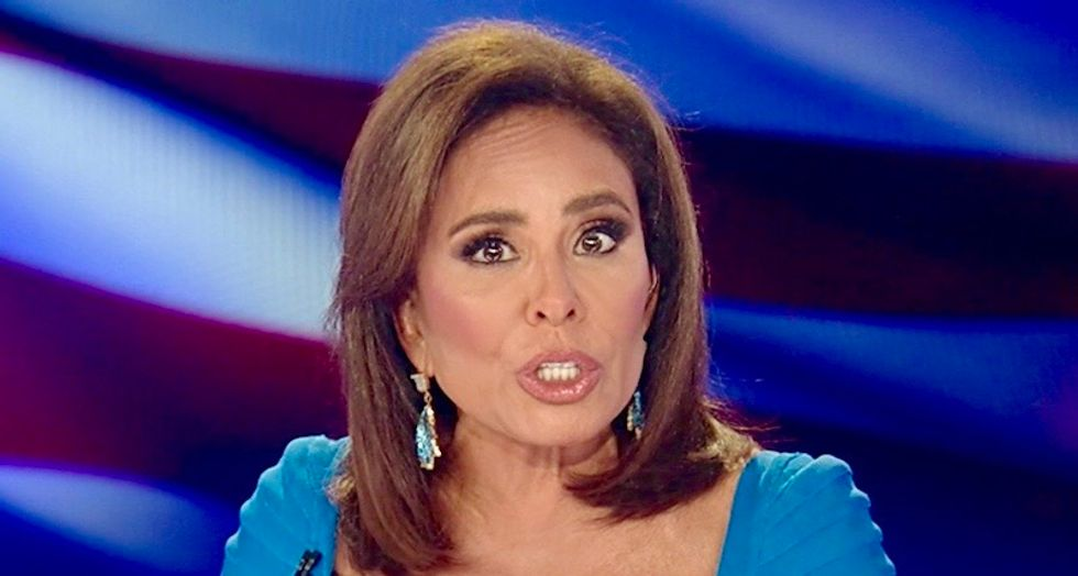 Watch: Fox News host Jeanine Pirro claims Bob Mueller is 'panicking' -- and that he was involved in Benghazi