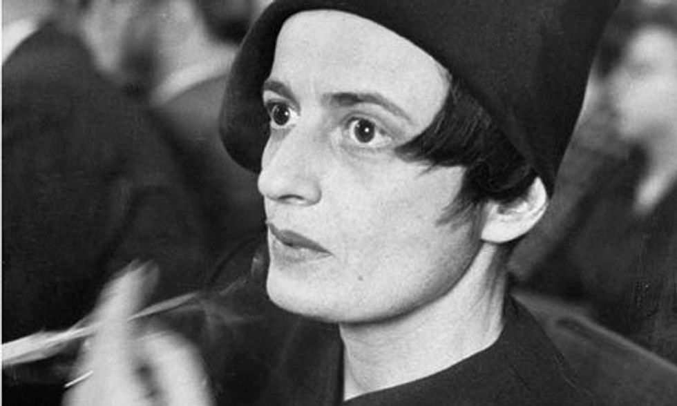 Here are 10 things you should know about the lunatic Ayn Rand