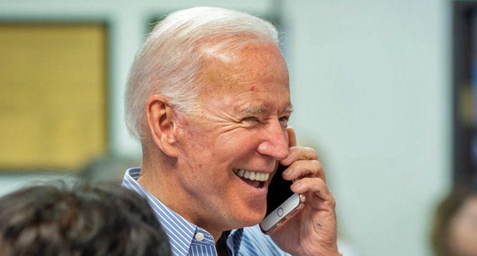 US Democrats could allow remote voting in Biden nomination