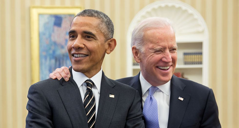 Biden and Obama tag team on Trump's bungled COVID-19 response: 'He can't relate in any way'