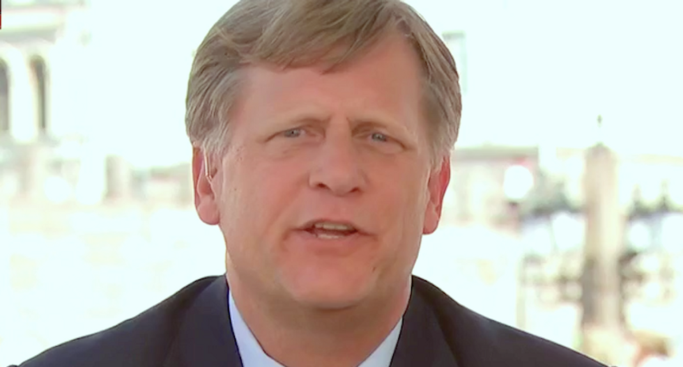 'Blame America first': Ex-Russia ambassador shreds Trump for cozying up to Putin
