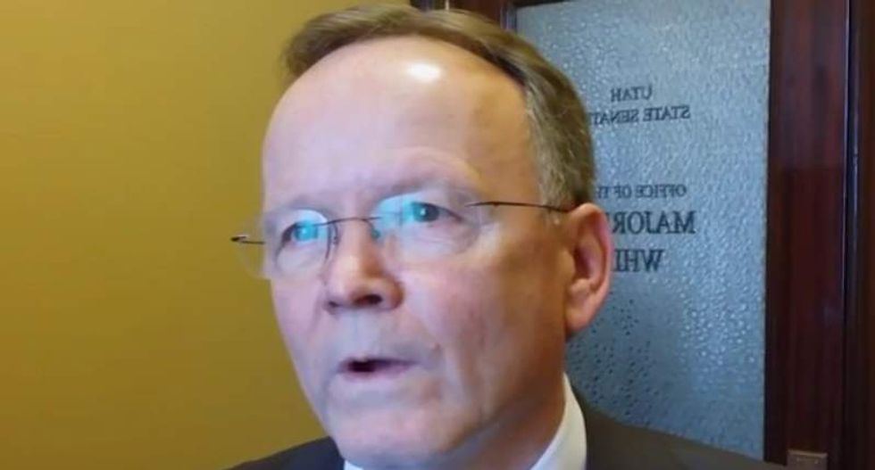 Christian Utah Republican: Ensuring LGBT rights has helped me 'live my religion'